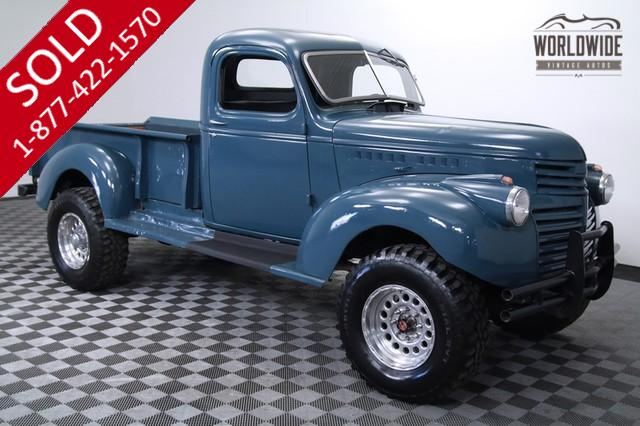 1945 GMC Rare Truck Model for Sale
