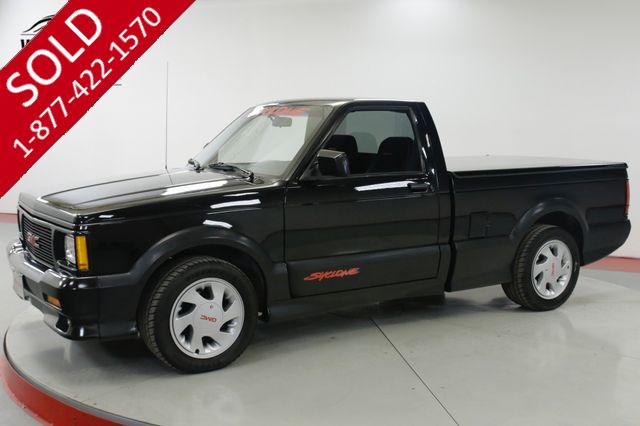 1991 GMC SYCLONE 23K ORIGINAL MILES. STOCK. COLLECTOR GRADE