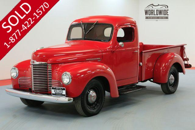 1948 INTERNATIONAL KB2 TRUCK FRAME OFF RESTORED ONE OWNER