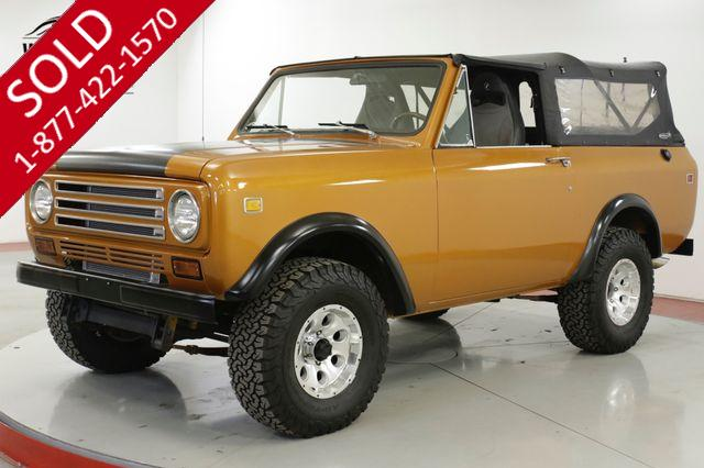 1979 INTERNATIONAL  SCOUT 345V8 AUTOMATIC PS W 4X4 RESTORED