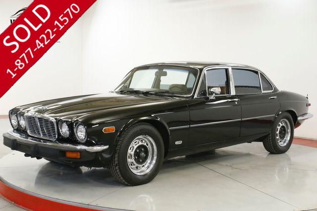 1976 JAGUAR  XJ RESTORED $30K BUILD HOT ROD 350 V8 PS PB