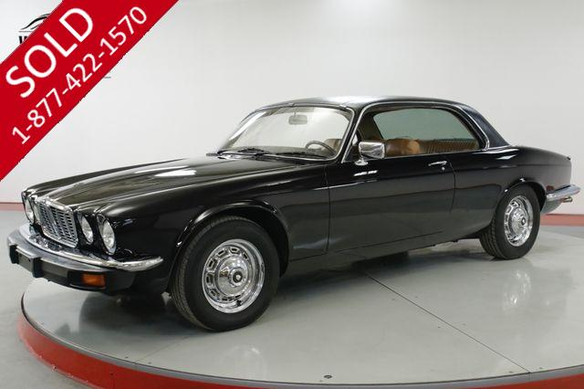 1976 JAGUAR XJ6C $65K BUILD / RESTORATION FUEL INJECTED! PS PB