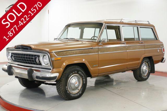 1979 JEEP CHEROKEE 360V8 AUTO 4X4 PS PB
