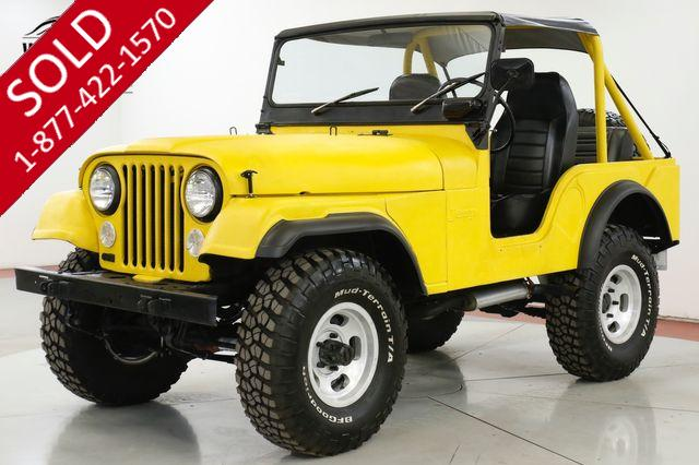 1974 JEEP  CJ5  RESTORED V8 AZ JEEP SINCE NEW 4X4 MUST SEE