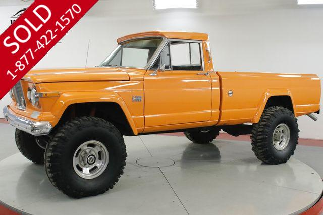 1966 JEEP GLADIATOR  LIFTED 4X4 HUGE TIRES 3/4 TON AXLES MUST SEE