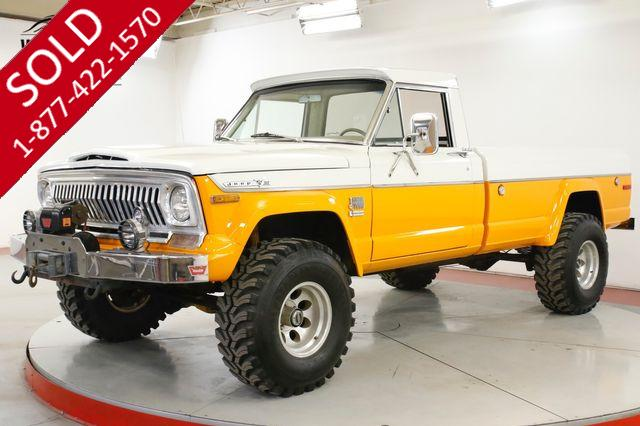 1973 JEEP  J4000 61K ORIGINAL MI TIME CAPSULE V8 COLLECTOR