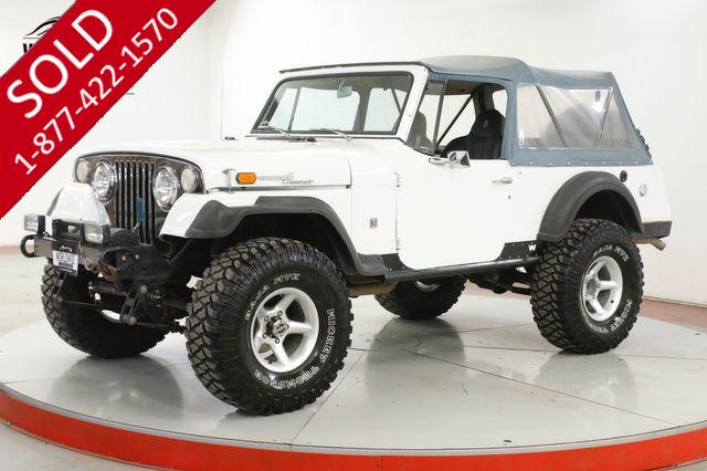 1970 JEEP JEEPSTER 350 V8 4-SPEED DANA 44'S DETROIT LOCKER