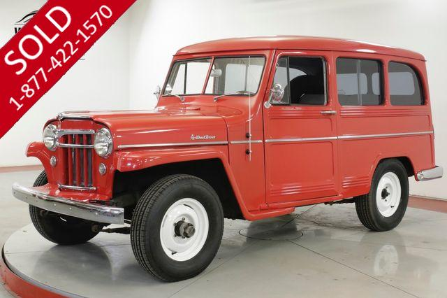 1956 JEEP  WILLYS EXTENSIVE RESTORATION. COLLECTOR GRADE 4x4