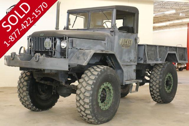 1966 KAISER TRUCK JEEP DUECE 4x4 TURBO OFF ROAD CUSTOM UNIMOG