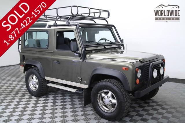 1997 Land Rover Defender D90 for Sale