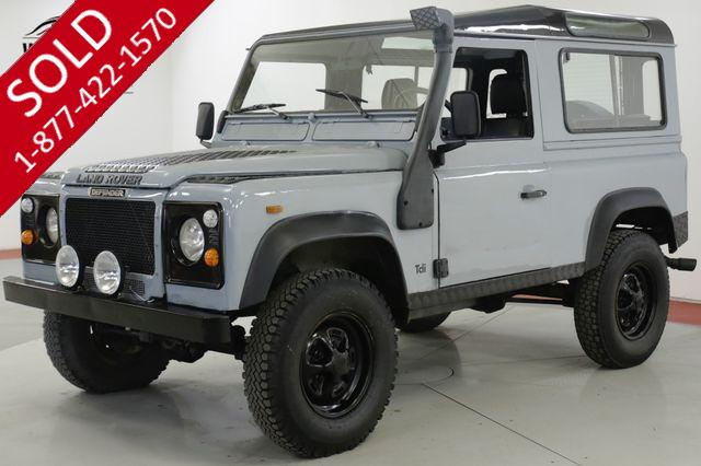 1994 LAND ROVER DEFENDER  300TDI TURBO R380 5 SPEED LHD SNORKEL
