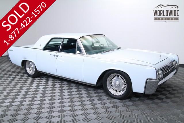 1962 Lincoln Continental Suicide Doors for Sale
