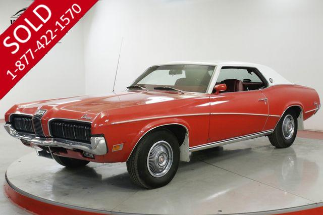 1970 MERCURY  COUGAR XR7 351 V8 AUTO PS PB AC 63k ORIGINAL MILES