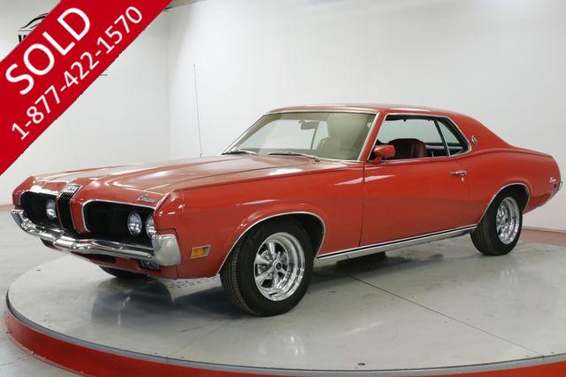 1970 MERCURY COUGAR 351W V8 AUTO FACTORY AC CAR READY FOR SUMMER