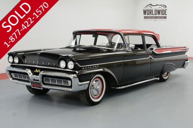 1958 MERCURY MONTCLAIR EXTENSIVE RESTORATION SHOW WINNER
