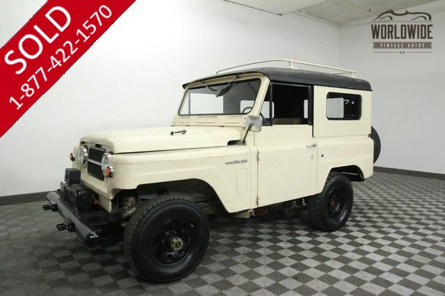 1966 Nissan Patrol 4x4 for Sale
