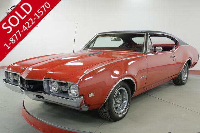1968 OLDSMOBILE 442 RESTORED NUMBERS MATCHING 400 V8 4 SPEED