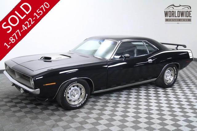 1970 Plymouth Barracude for Sale