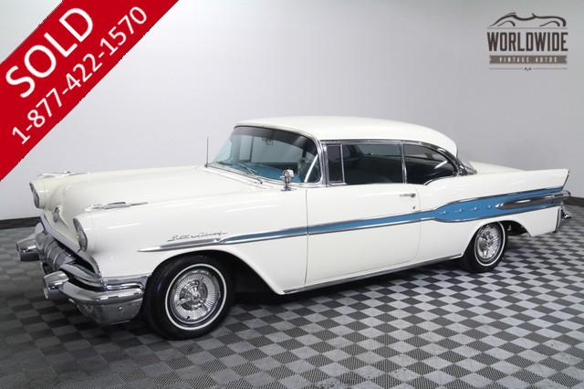 1957 Pontiac Catalina Starchief Coupe for Sale.