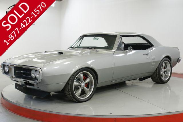 1967 PONTIAC FIREBIRD 454V8 700R4 AUTOMATIC 4 WHEEL DISC BRAKES