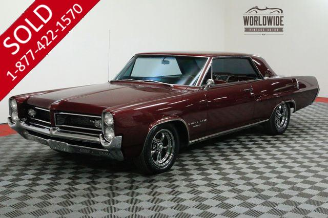 1964 PONTIAC GRAND PRIX 389V8 AUTOMATIC! RESTORED
