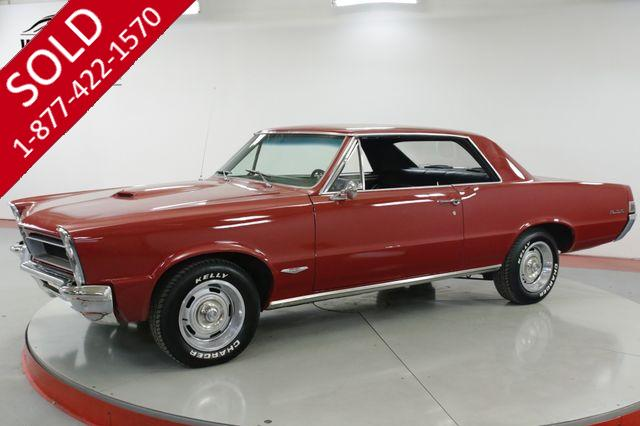 1965 PONTIAC  GTO PHS DOCUMENTED HARDTOP 400 V8 4 SPEED