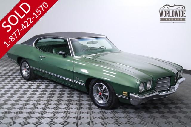 1972 Pontiac LeMans V8 for Sale