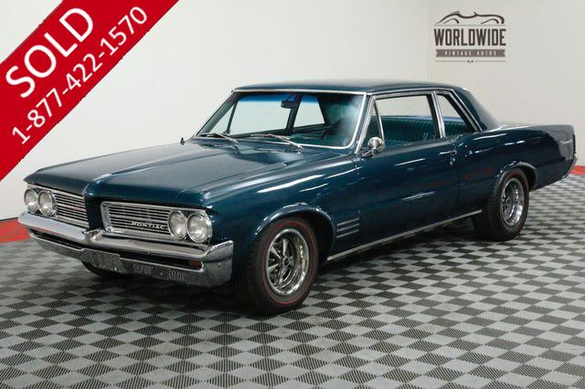 1964 PONTIAC TEMPEST 455CID V8 AUTOMATIC PS RESTORED