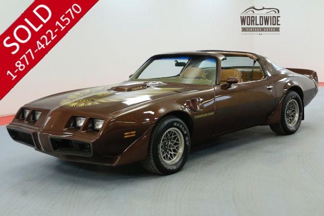 1979 PONTIAC TRANS AM RESTORED! WS6 400 V8 - 4 SPEED! RARE!