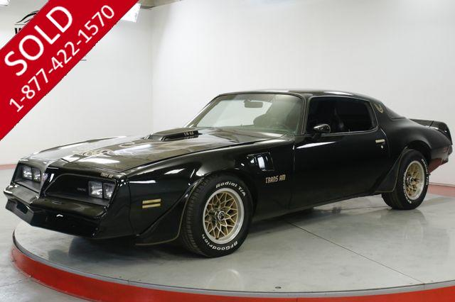 1978 PONTIAC  TRANS AM  SMOKEY & THE BANDIT MAG CAR RARE 403 6.6L