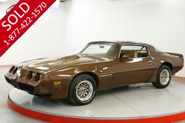 1979 PONTIAC TRANS AM NUMBERS MATCHING 6.6L AUTO AC RARE COLLECTOR