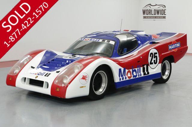 2002 PORSCHE 917 REPLICA PORSCHE 917 5.7 LTR ENGINE 5 SPEED TRANSAXLE