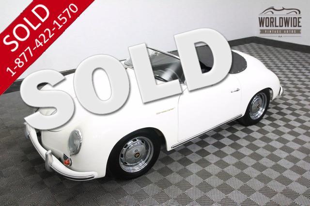 1957 Prosche Speedster for Sale