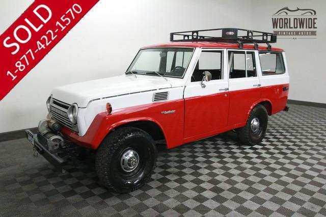 1976 Toyota FJ55 for Sale