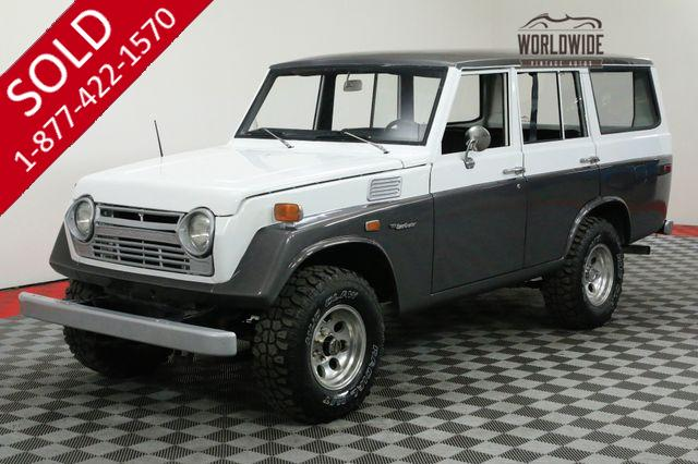 1972 TOYOTA LAND CRUISER FJ55 FRAME OFF RESTORED FJ40 FJ45 PS RARE