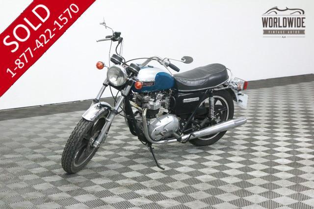 1978 Triumph Bonneville for Sale