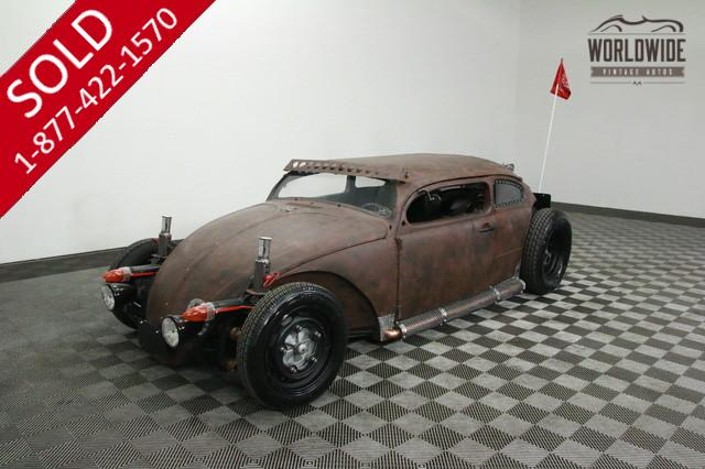 1966 VW Beetle Rat Rod for Sale