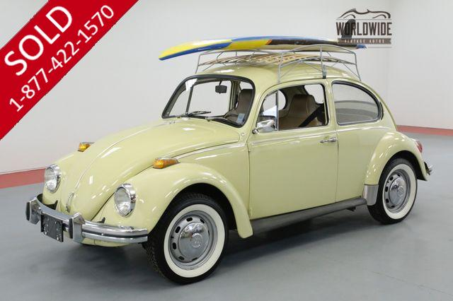 1971 VOLKSWAGEN BUG RESTORED COLLECTOR COMMANDS ATTENTION