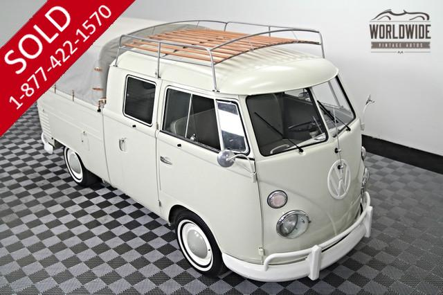 1964 VW Double Cab Transporter Pickup for Sale
