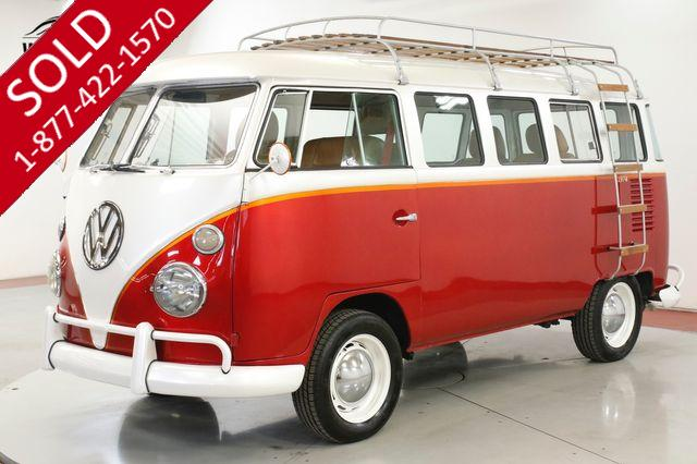 1974 VOLKSWAGEN KOMBI SAFARI WINDOWS, LIMO SEATING