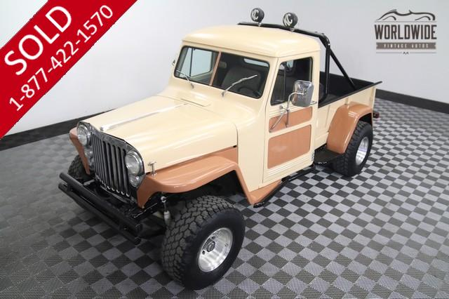 1948 Willys Jeep 350 CID V8 for Sale